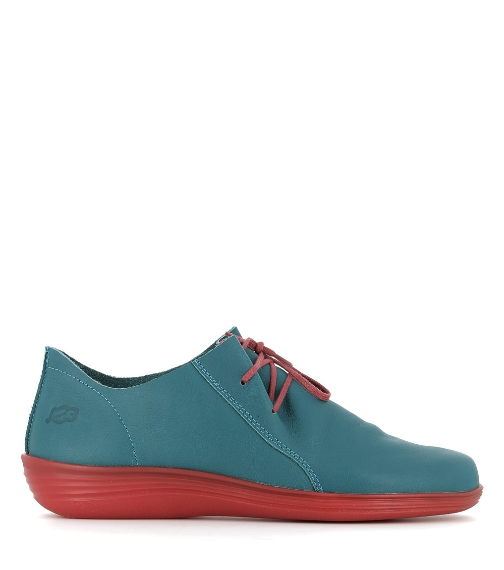 casual shoes circle 79023 turquoise