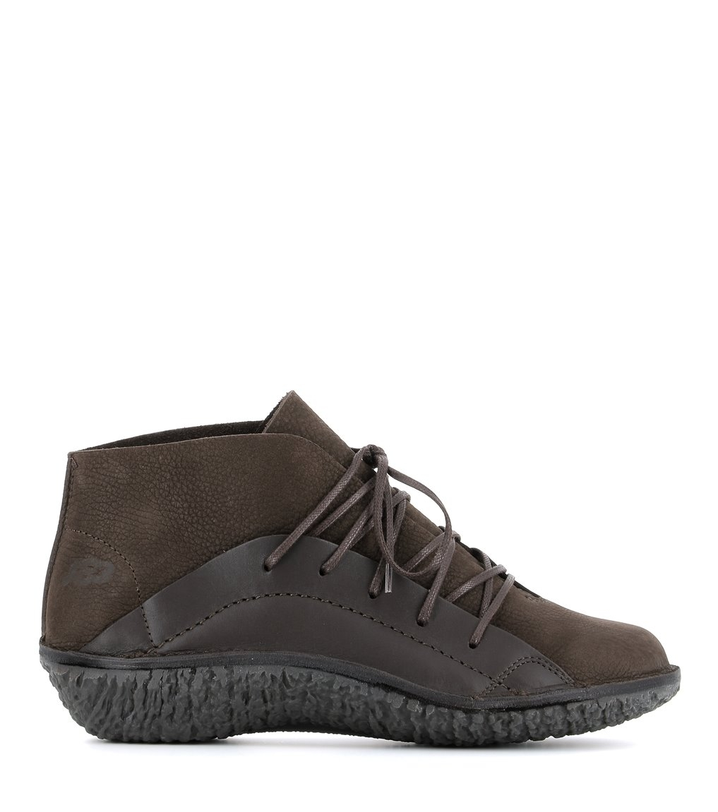 casual shoes fusion 37071 dark brown