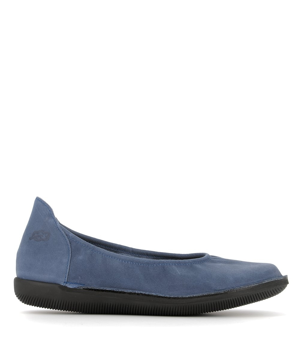ballerinas natural 68303 cobalt
