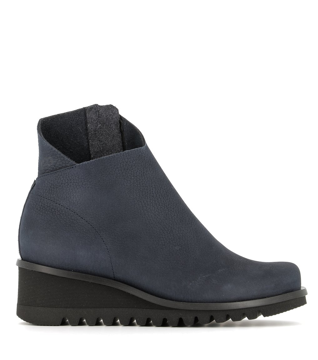 low boots lightning 33992 blue