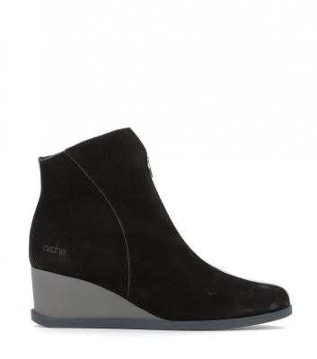 ankle boots okolys black