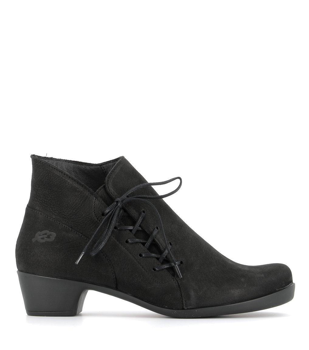 low boots opera 33973 black