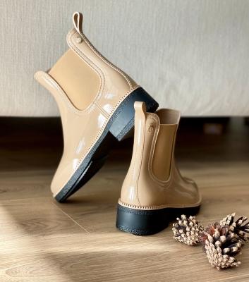 boots de pluie ava 14 sand