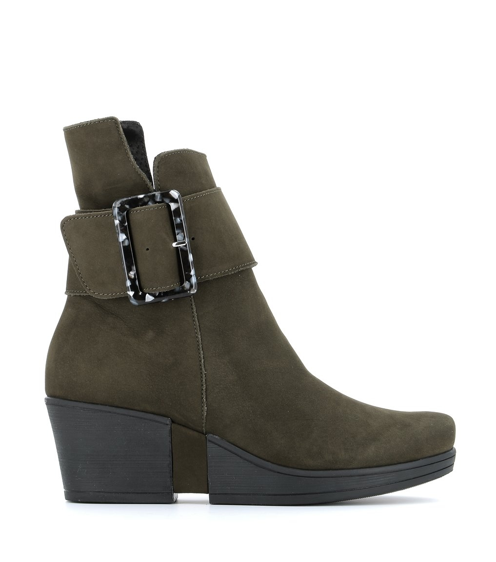 low boots chloe khaki