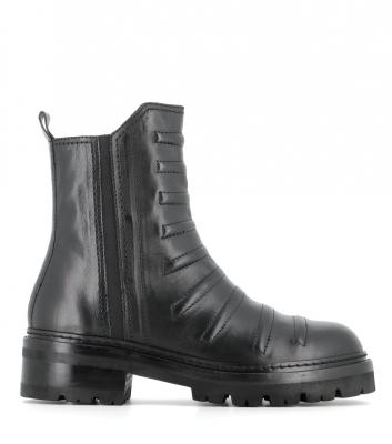 botines dayana 8961 negro