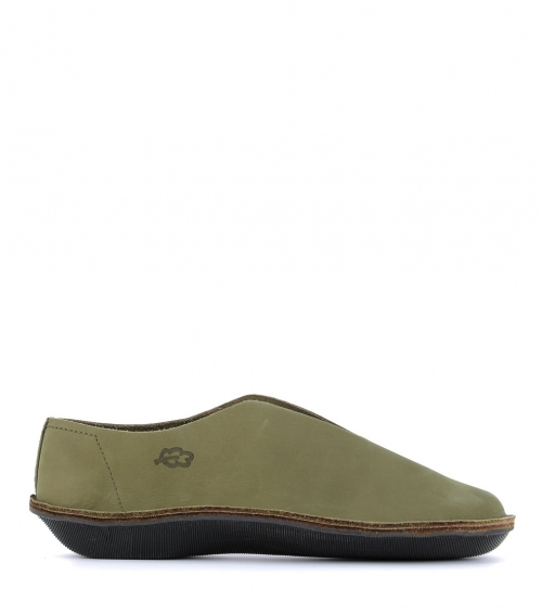 casual shoes turbo 39002 green