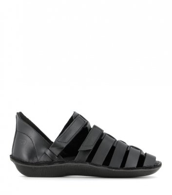 casual shoes turbo 39101 black