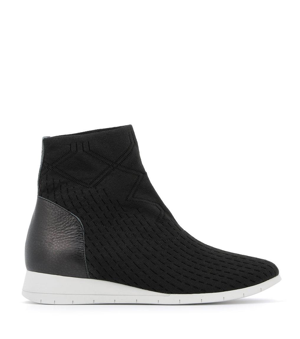 low boots sitsok black