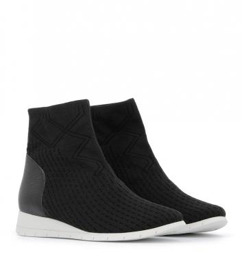 boots sitsok noir