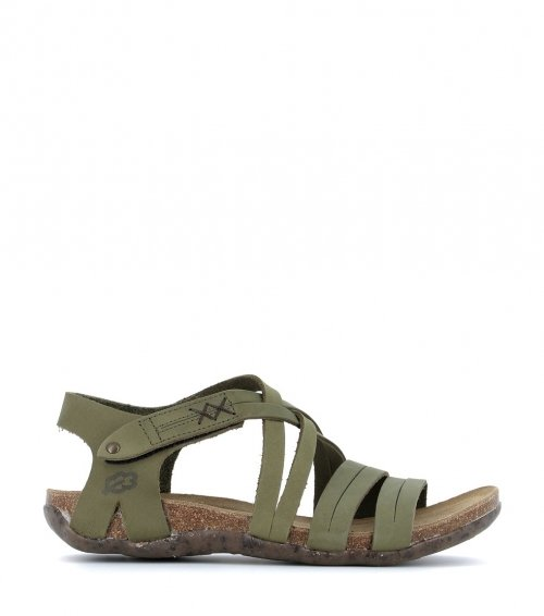 sandals florida 31244 green