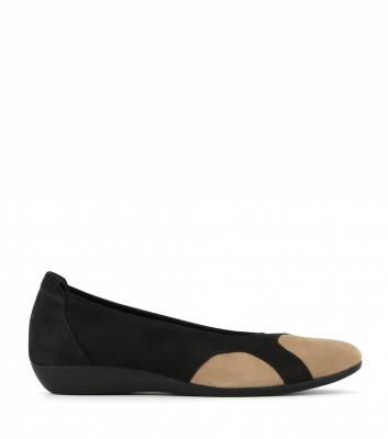 ballerines onally noir sand
