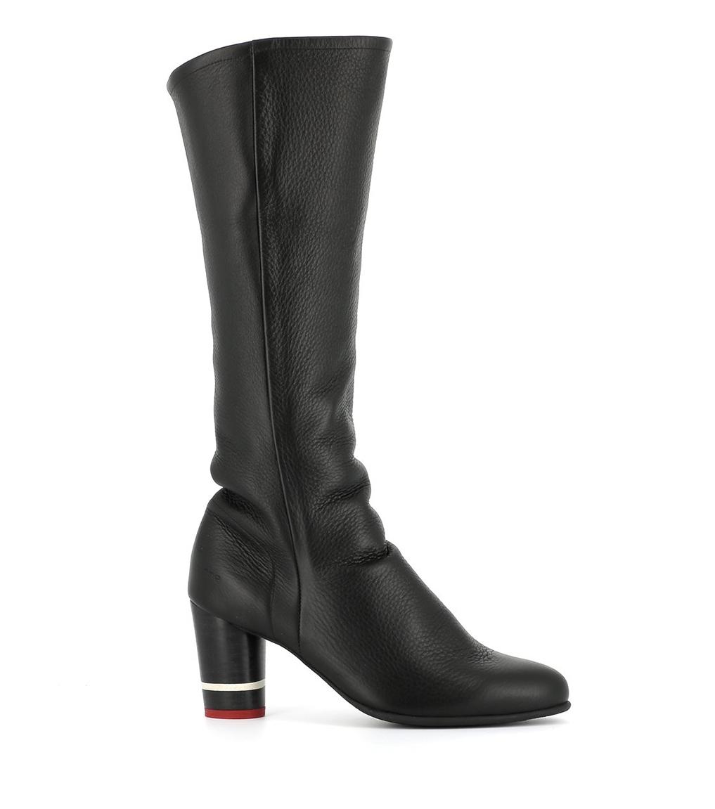 botas kerrya negro