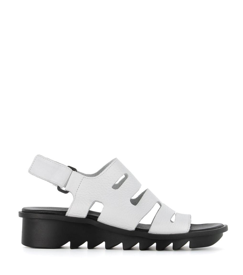sandals ikheno white