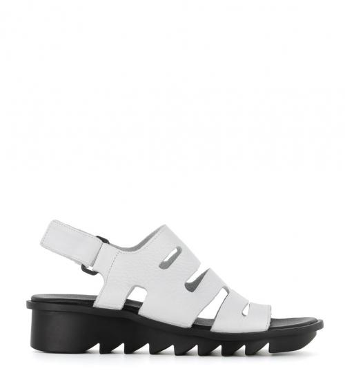 sandales ikheno blanc