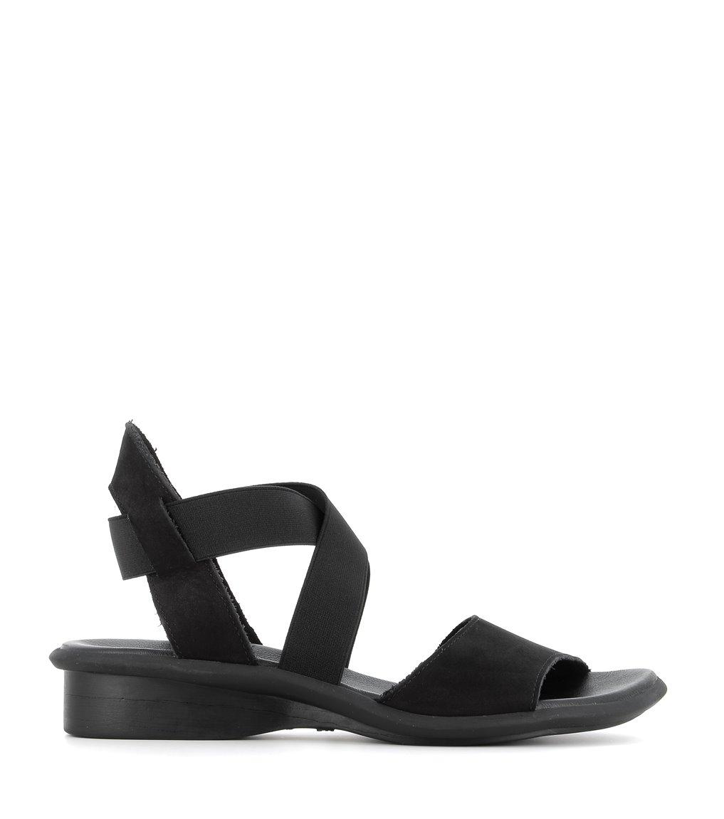 sandales satia noir