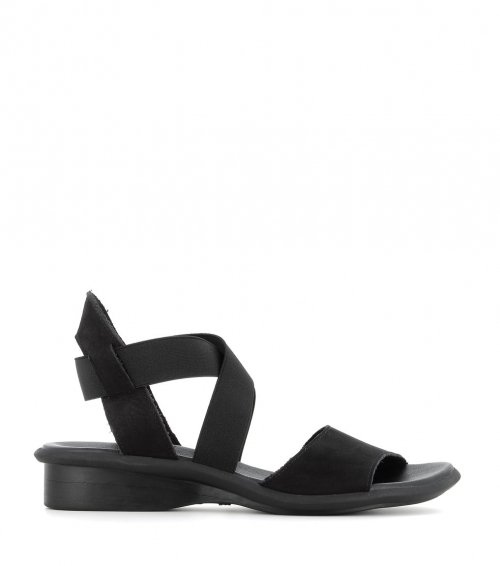sandals satia black
