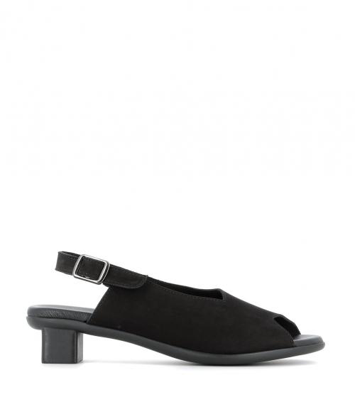 sandals obicko black