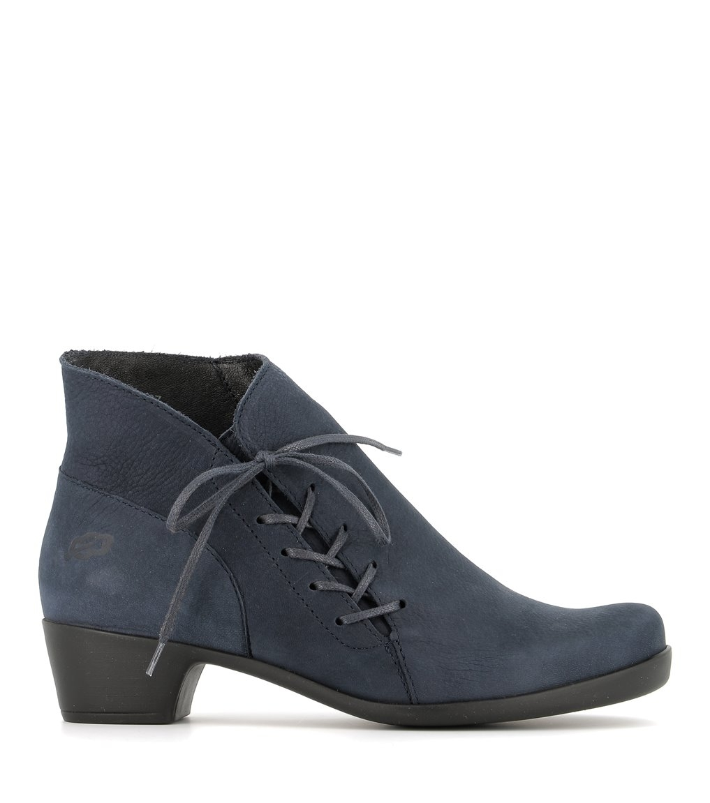 low boots opera 33973 blue