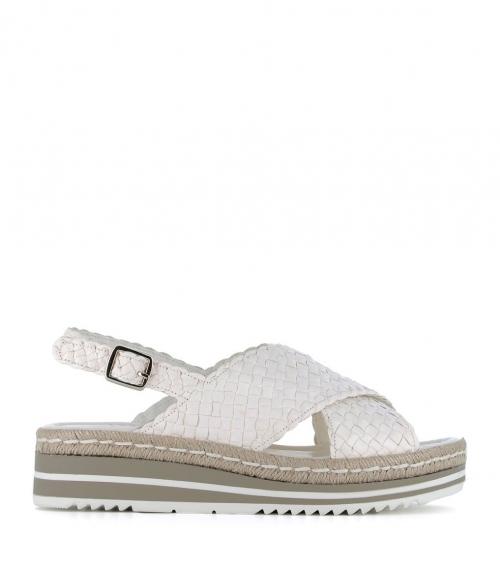 sandals milan 9093 milk