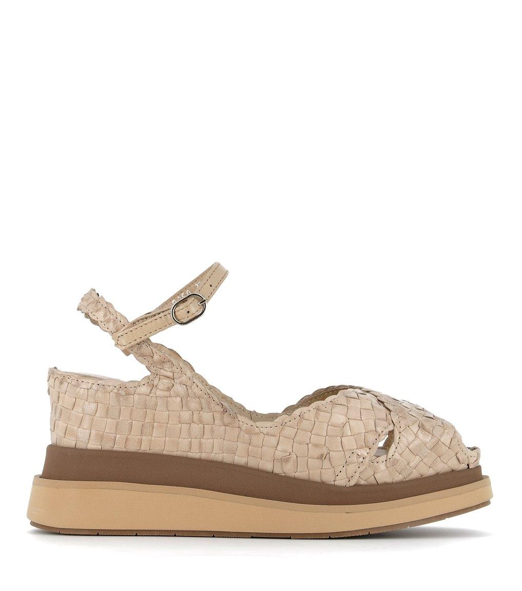 sandals bianca 9250 ivory