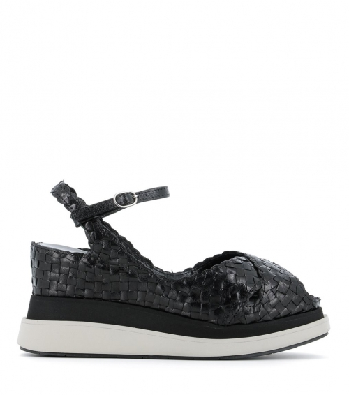 sandals bianca 9250 black