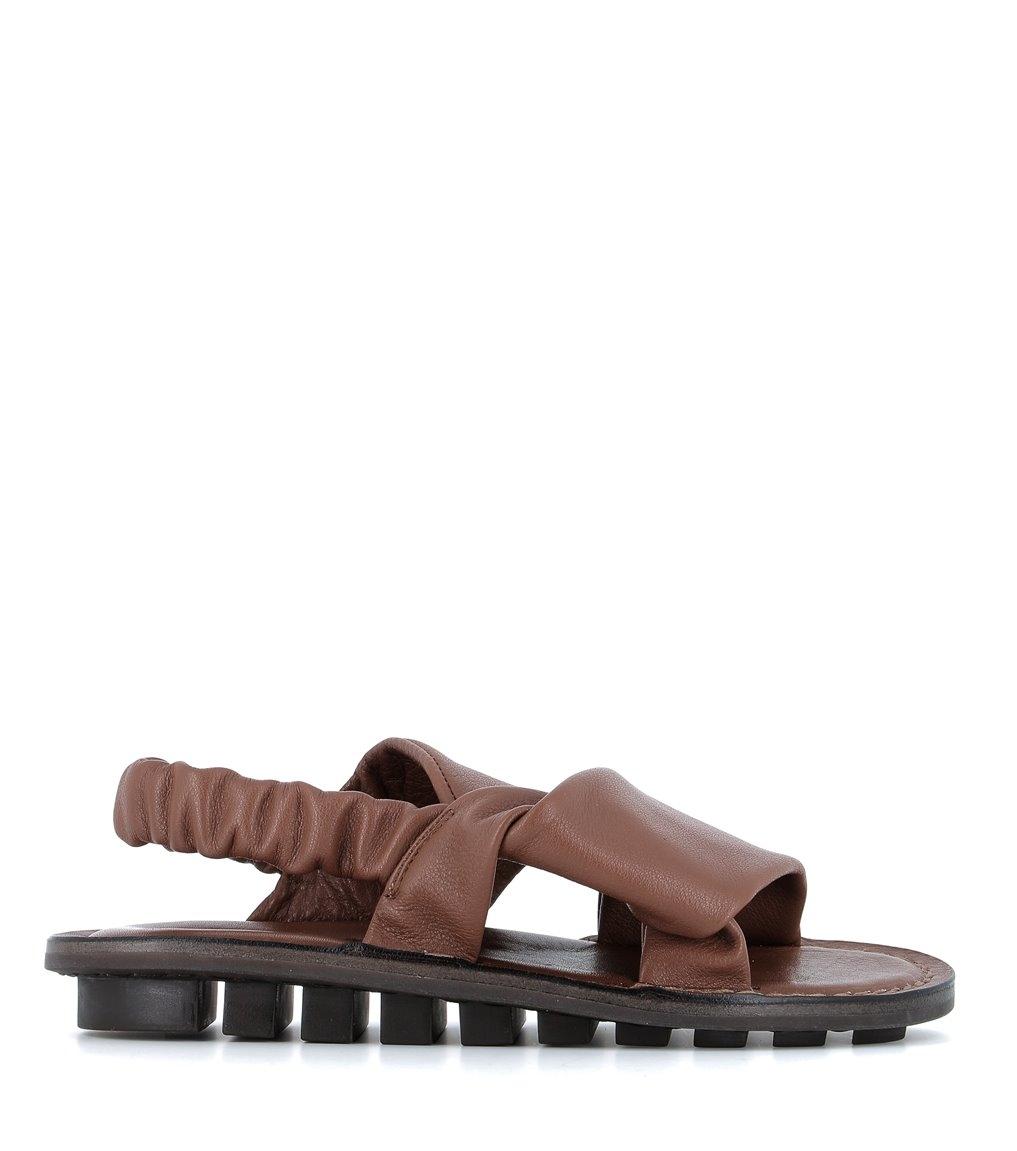 sandals embrace f cuoio