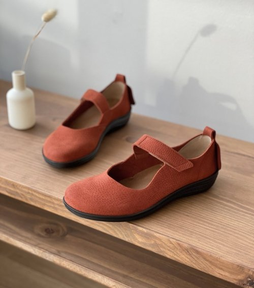 bailarinas circle 79006 rust