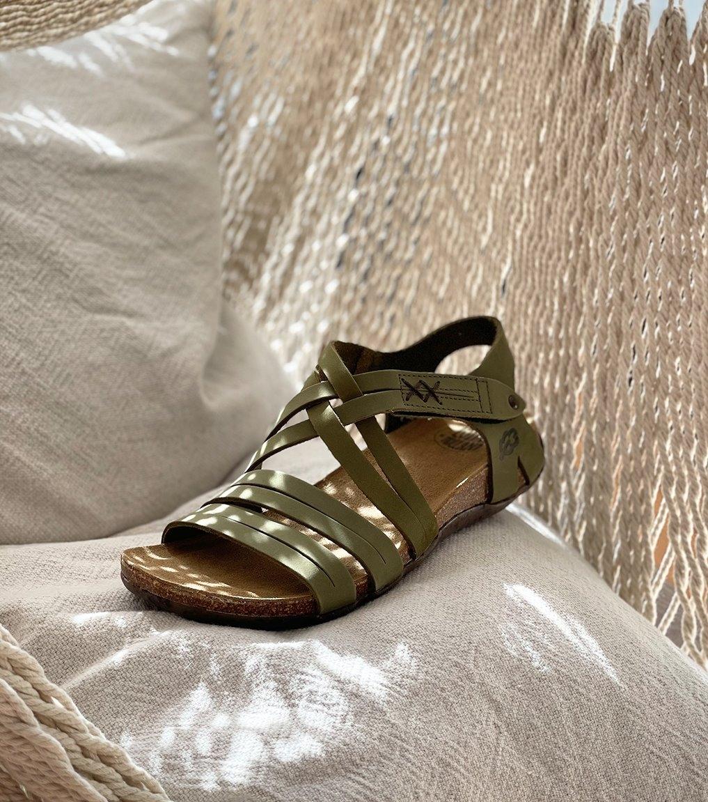 sandales florida 31244 green