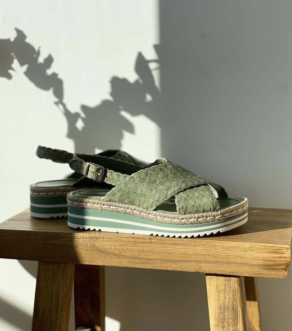 sandals milan 9093 cedro