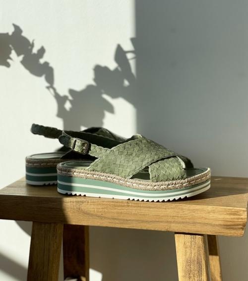 sandales milan 9093 cedro