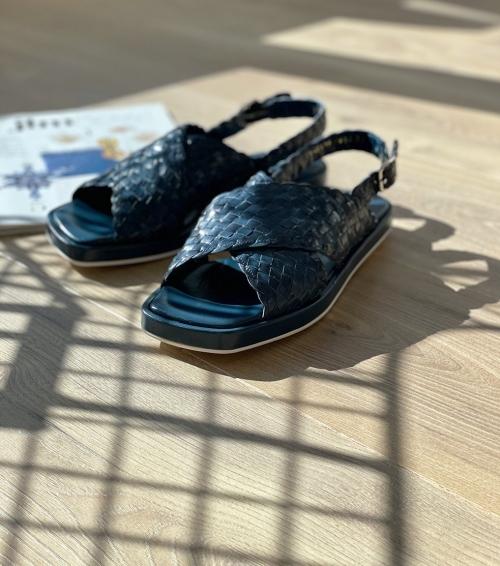 sandalias malena 8658 azulon