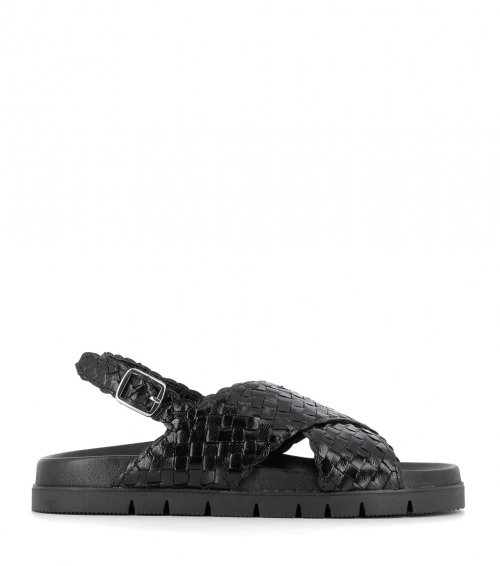 sandales caiman 9132 noir