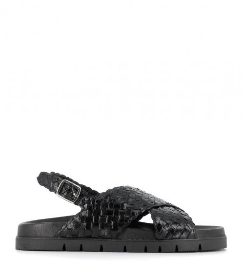 sandals caiman 9132 black