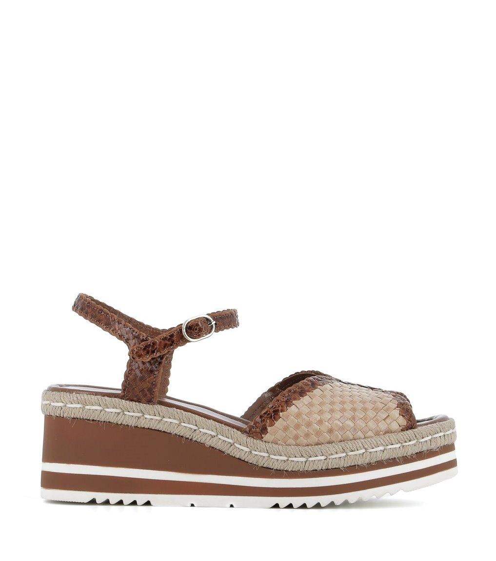 sandals padova 9096 ivory