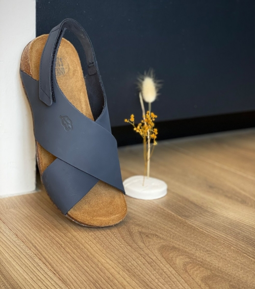 sandales florida 31152 bleu