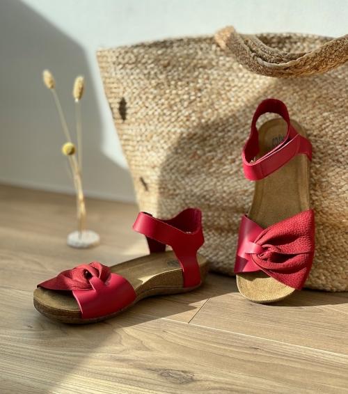 sandals florida 31153 red