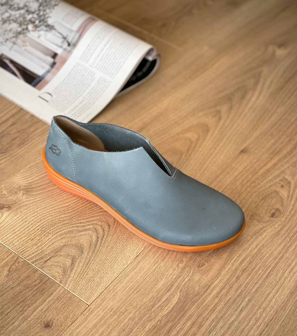 casual shoes circle 79034 jeans