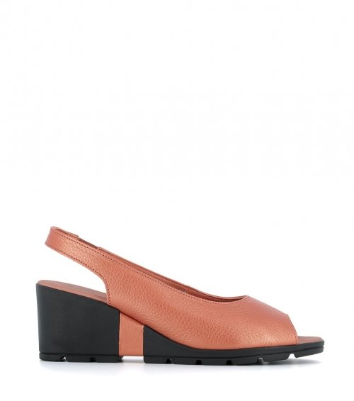 sandales cesar ambre