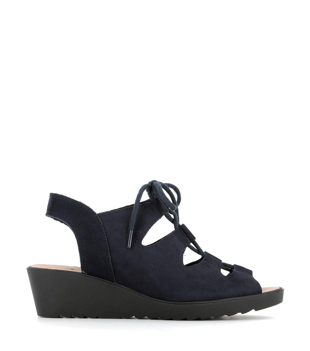 sandals blandine marine