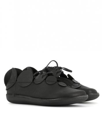 ballerines natural noir 68973