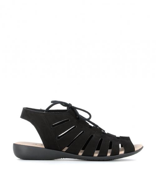 sandales maelys noir