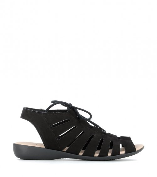 sandals maelys black