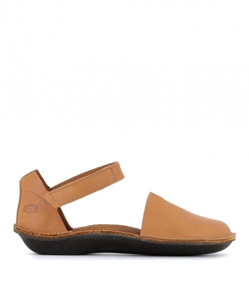 chaussures turbo 39104 cognac