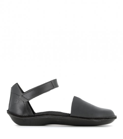 casual shoes turbo 39104 black