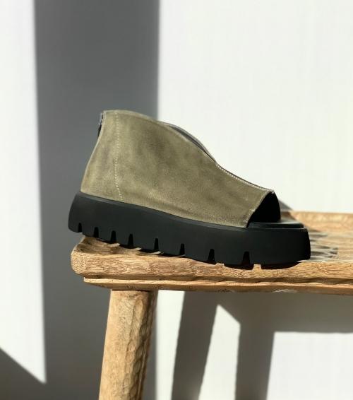 sandals 1e506 stone