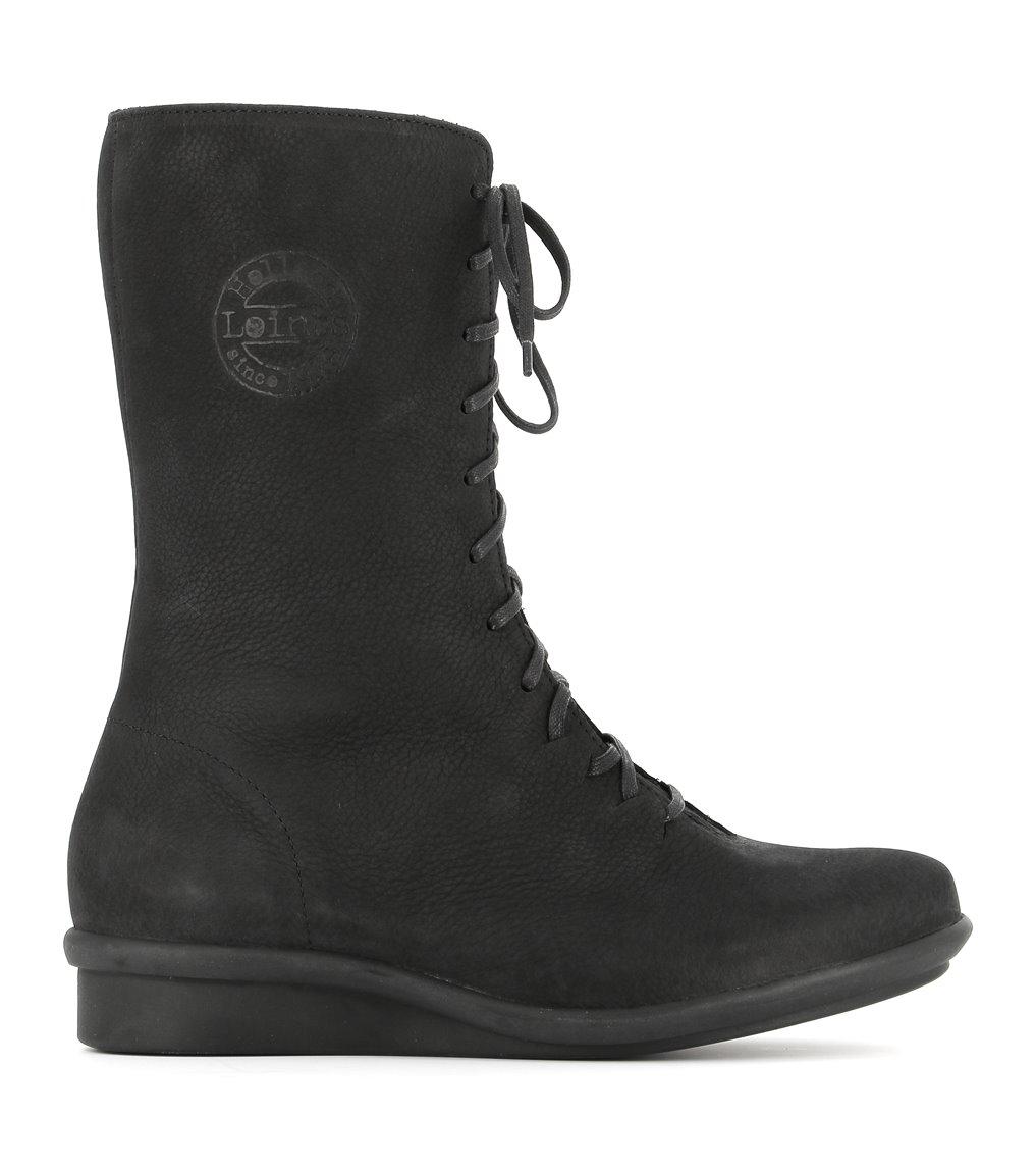 boots hevea 60721 black