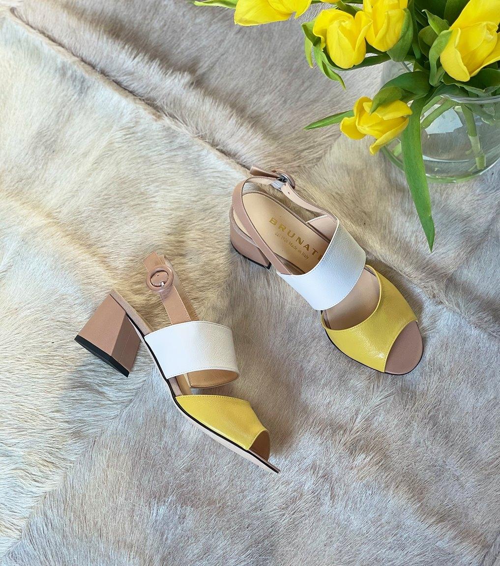 sandals 59661 bianco sun