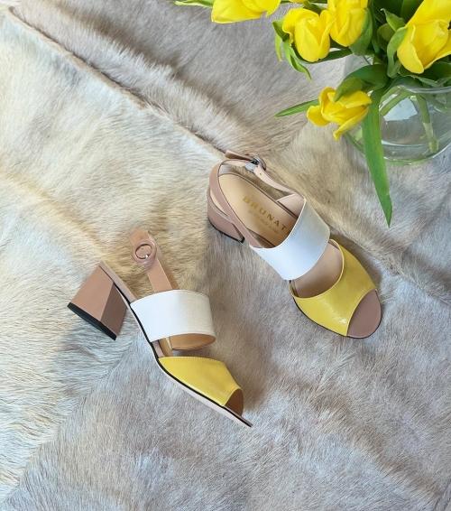 sandales 59661 bianco sun