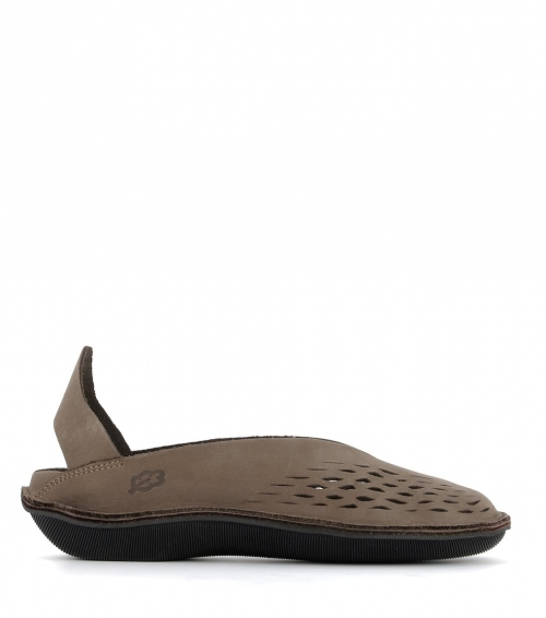 chaussures turbo 39016 taupe