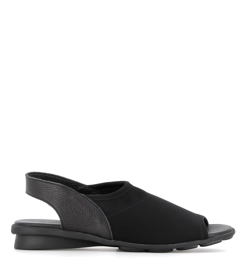 sandalias dajac negro